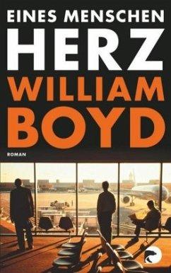 Eines Menschen Herz (Mängelexemplar) - Boyd, William