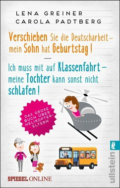 Doppelband Helikopter-Eltern (Mängelexemplar) - Greiner, Lena;Padtberg-Kruse, Carola