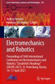 "Electromechanics and Robotics: Proceedings of 16th International Conference on Electromechanics and Robotics ""Zavalishin's Readings"" (Er(zr) 2021), S"