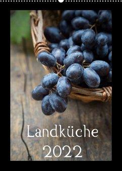 Landküche (Wandkalender 2022 DIN A2 hoch)