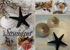 Strandgut (Tischkalender 2022 DIN A5 quer)