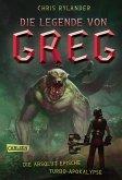 Die absolut epische Turbo-Apokalypse / Die Legende von Greg Bd.3 (eBook, ePUB)