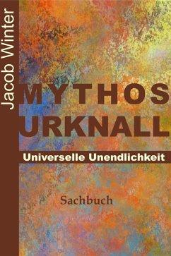 Mythos Urknall (eBook, ePUB) - Winter, Jacob
