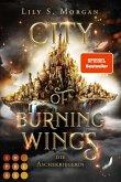 City of Burning Wings. Die Aschekriegerin (eBook, ePUB)