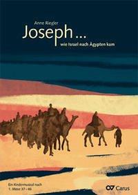 Joseph ... wie Israel nach Ägypten kam (Partitur)