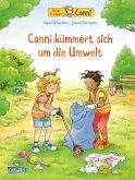 Conni-Bilderbücher: Conni kümmert sich um die Umwelt (eBook, ePUB)