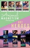 The Hot Heroes And Animal Magnetism Collection (eBook, ePUB)