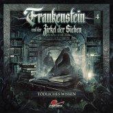 Frankenstein und der Zirkel der Sieben - Tödliches Wissen, 1 Audio-CD