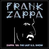 Zappa '88: The Last U.S.Show (Ltd.2cd)