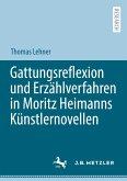 Gattungsreflexion und Erzählverfahren in Moritz Heimanns Künstlernovellen