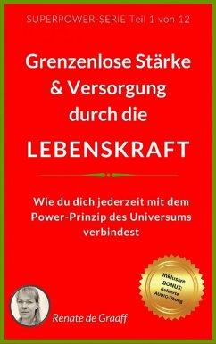 LEBENSKRAFT - grenzenlose Stärke & Versorgung (eBook, ePUB) - de Graaff, Renate