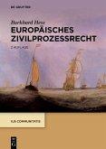 Europäisches Zivilprozessrecht (eBook, PDF)