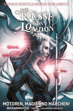 Die Flüsse von London - Graphic Novel - Aaronovitch, Ben;Cartmel, Andrew;Sullivan, Lee