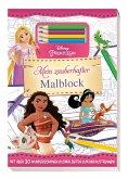 Disney Prinzessin: Mein zauberhafter Malblock