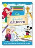 Disney Best of: Mein schönster Malblock