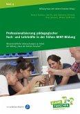 Professionalisierung pädagogischer Fach- und Lehrkräfte in der frühen MINT-Bildung (eBook, PDF)