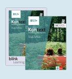 Kontext B1.1+ - Media Bundle. Kurs- und Übungsbuch mit Audios/Videos inklusive Lizenzcode für das Kurs- und Übungsbuch mit interaktiven Übungen