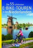 Die 55 schönsten E-Bike-Touren in den Niederlanden