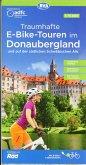 ADFC Traumhafte E-Bike-Touren im Donaubergland 1:75.000, reiß- und wetterfest, GPS-Tracks Download, mit Tourenvorschläge
