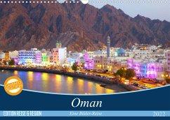 Oman - Eine Bilder-Reise (Wandkalender 2022 DIN A3 quer)