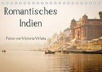 Romantisches Indien (Tischkalender 2022 DIN A5 quer)