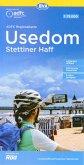 ADFC-Regionalkarte Usedom Stettiner Haff, 1:75.000, reiß- und wetterfest, GPS-Tracks Download
