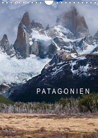 Patagonien (Wandkalender 2022 DIN A4 hoch)