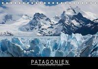 Patagonien - Ungezähmtes Land (Tischkalender 2022 DIN A5 quer)