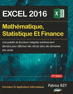 Mathematique, Statistique et Finance (2eme edition)