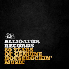 Alligator Records50 Years Of Genuine Houserockin' - Diverse