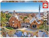 Sicht auf Barcelona (Puzzle)
