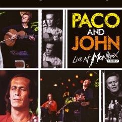 Live At Montreux 1987 (Cd+Dvd Edition) - De Lucia,Paco/Mclaughlin,John