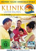 Klinik unter Palmen - Alle 12 Folgen aus den ersten 4 Staffel auf 6 DVDs Sammleredition