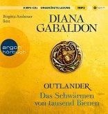 Outlander - Das Schwärmen von tausend Bienen / Highland Saga Bd.9 (7 MP3-CDs)