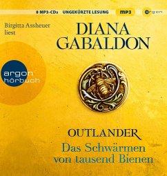 Outlander - Das Schwärmen von tausend Bienen / Highland Saga Bd.9 (7 MP3-CDs) - Gabaldon, Diana