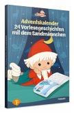 Adventskalender 24 Vorlesegeschichten mit dem Sandmännchen