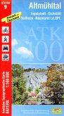 ATK100-9 Altmühltal (Amtliche Topographische Karte 1:100000)