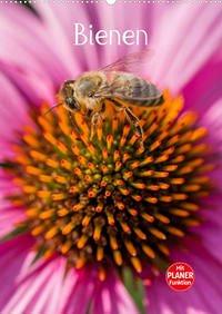 Bienenplaner (Wandkalender 2022 DIN A2 hoch)