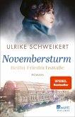 Berlin Friedrichstraße: Novembersturm / Friedrichstraßensaga Bd.1