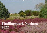 Findlingspark Nochten 2022 (Wandkalender 2022 DIN A2 quer)