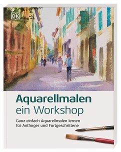 Aquarellmalen - ein Workshop - Barnes-Mellish, Glynis