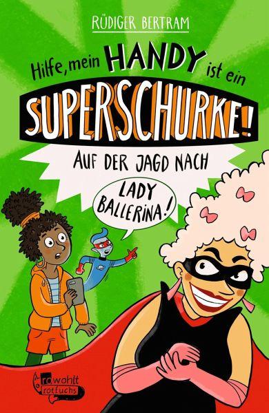 Buch-Reihe Das Superschurken-Handy