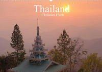 Thailand Christian Heeb (Wandkalender 2022 DIN A2 quer)