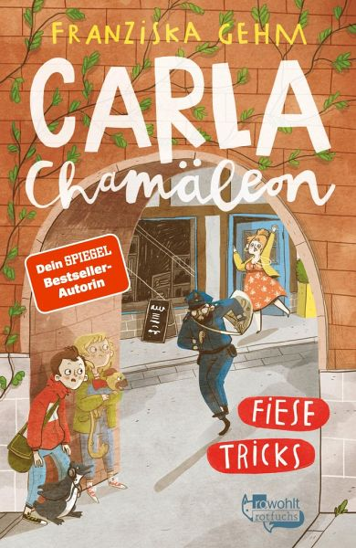 Buch-Reihe Carla Chamäleon