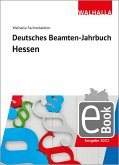 Deutsches Beamten-Jahrbuch Hessen 2021 (eBook, PDF)