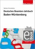 Deutsches Beamten-Jahrbuch Baden-Württemberg 2021 (eBook, PDF)