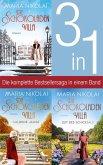Die Schokoladenvilla Band 1-3: Die Schokoladenvilla/ Goldene Jahre/ Zeit des Schicksals (3in1-Bundle) (eBook, ePUB)