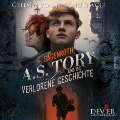 A. S. Tory und die verlorene Geschichte (MP3-Download) - Sagenroth, S.