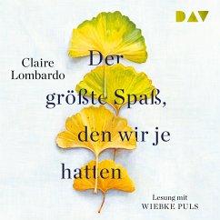 Der größte Spaß, den wir je hatten (MP3-Download) - Lombardo, Claire