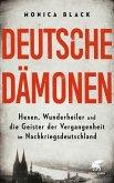 Deutsche Dämonen (eBook, ePUB)